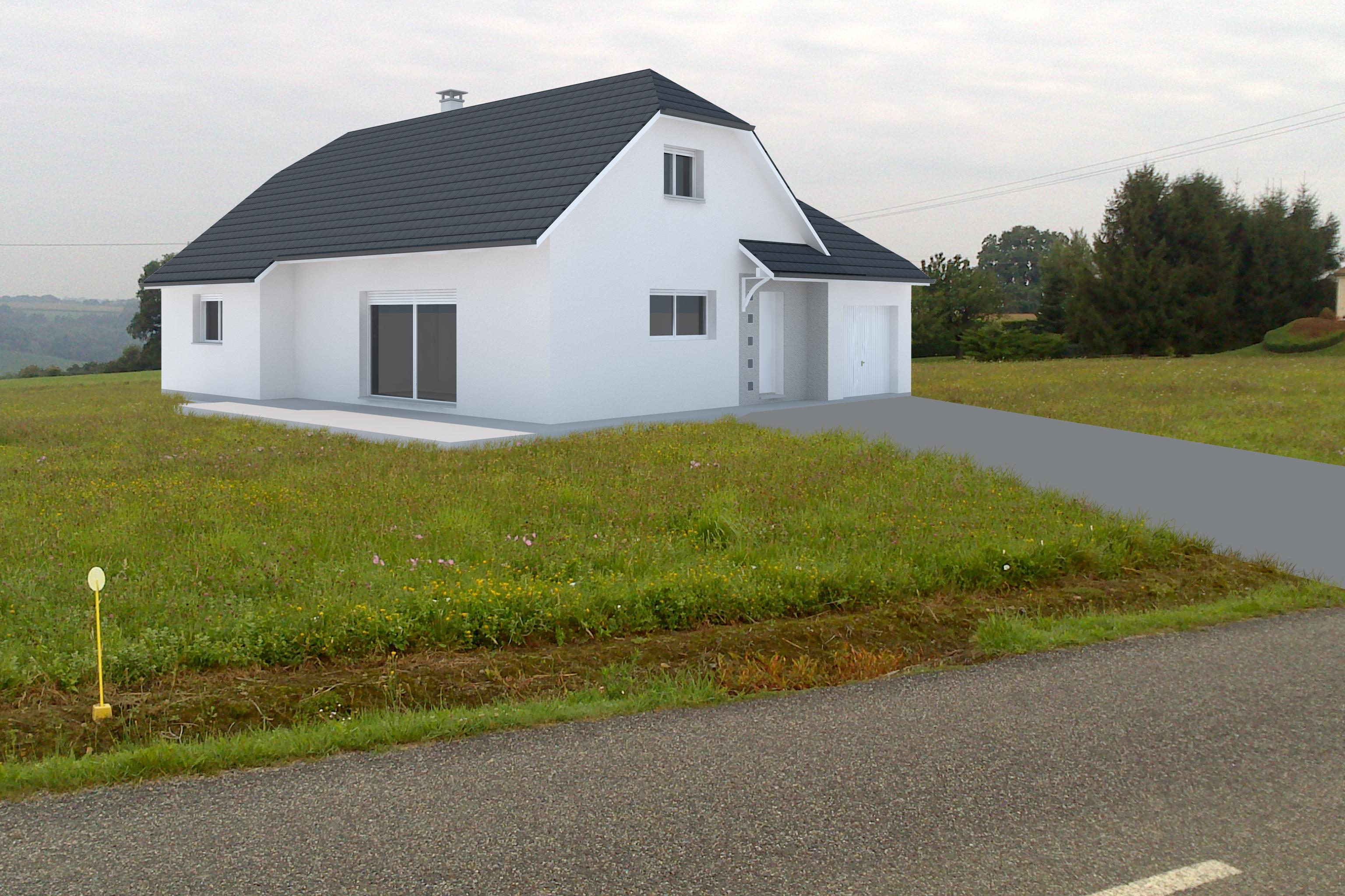 Agena constructions constructeur pau 64 tarbes 65 for Constructeur de maison individuelle 59